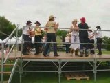 FETE COUNTRY A AUXI LE CHATEAU LE 14 JUILLET 2009