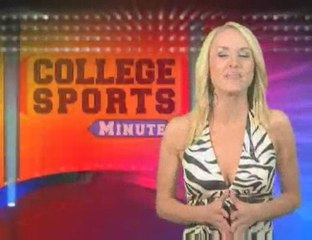 College Sports Minute for Friday, July 17, 2009