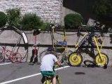 Aravis & Cies à La Clusaz 2009 - ça roule pour le cycle