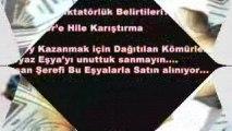 Diktatörlük Nedir ? AKP Diktatörmü? Diktatörlük belirtileri?