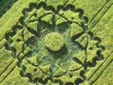 What On Earth? - International Circles - crop circle mystery