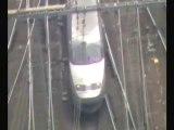 TGV Atlantique : Arrivée à la gare de Paris Montparnasse