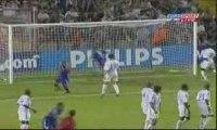 Coup-franc Nakamura - Japon vs France (2005)