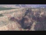 helico  au dessus du grand canyon essai hd