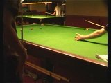 Snooker Coaching Nic Barrow with The Snooker Forum Grip 2