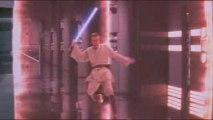 Obi Wan Kenobi et Qui-Gon Jinn VS Darth Maul