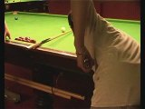 Snooker Coaching Nic Barrow with The Snooker Forum Grip 7