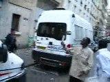 17-07 : les sans-papiers occupent un immeuble de la CPAM