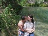 18 juillet 2009: mariage de ma soeur et de son mari! je vous aime très très fort!!!