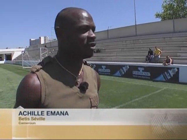 MAGAZINE SPORT - Achille EMANA - Cameroun