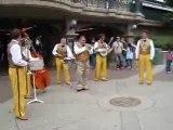musique d'accueil en gare disney