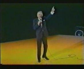 Frank Sinatra - New York, New York - Argentina  1981