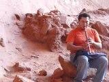Musique Navajo à Monument Valley