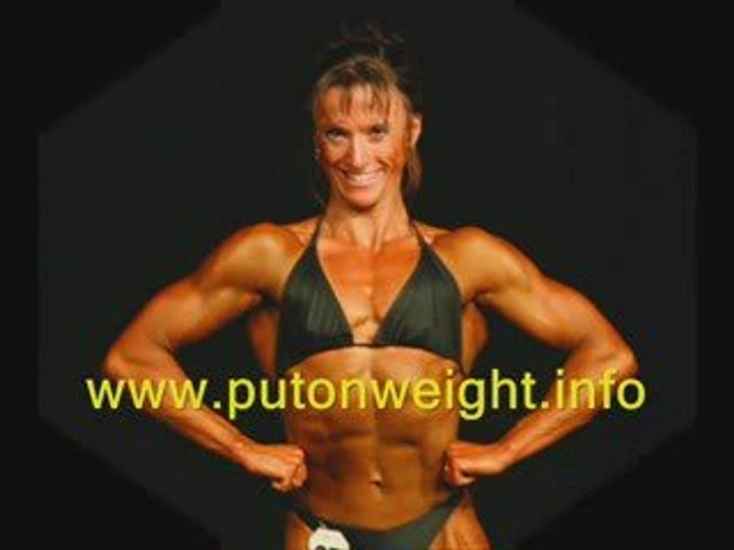 The Secrets Behind Women Bodybuilding - video dailymotion