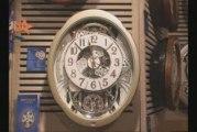 Marvelous Musical Clock by Rhythm Clocks