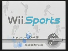 Retour sur Wii Sports Wii