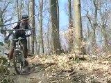 150309 Mt Griffon 0048 chute Thierry