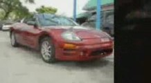 2002 Mitsubishi Spyder Eclipse GS