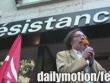 Rassemblement anti LDJ part 5 Librairie Résistances [8/7/09]