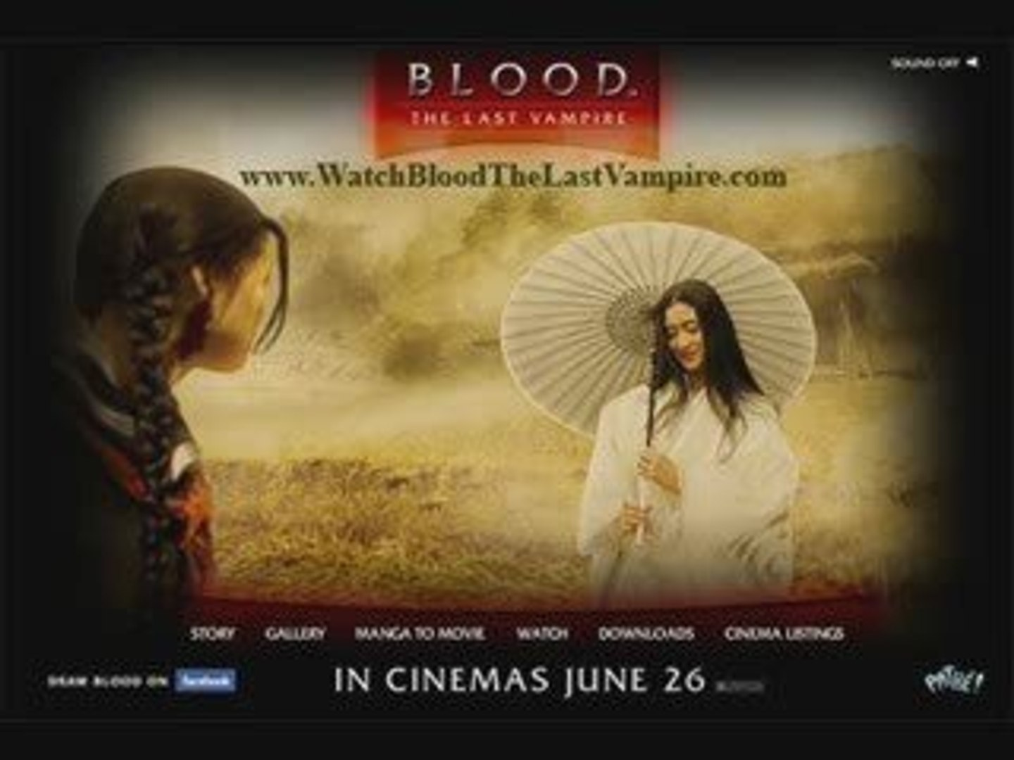 watch online blood the last vampire full movie for free