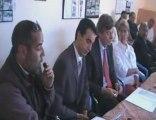 Visite de l'Ambassadeur Belge à l'Asso. Ait Lahcen Ou Ali