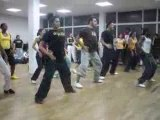 Cours Ragga Dancehall Krys