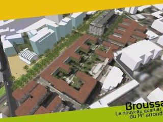 Broussais le nouveau quartier du 14e