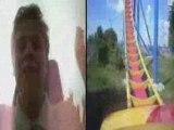 Voici ma petit vidéo dans le Goliath à La Ronde