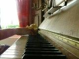 piano musique asiatique