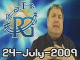 RussellGrant.com Video Horoscope Aquarius July Friday 24th