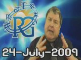 RussellGrant.com Video Horoscope Aries July Friday 24th