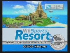 VideoTest Wii Sports Resort Wii
