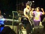 ERYKAH BADU FESTIVAL DE JAZZ A NICE JUILLET 2009 (from Pat)