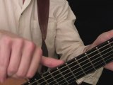 How to play percussive guitar - lesson 5