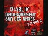 """Esiom94 - Jvois Rouge """" Mixtape Debarquement sur les ondes Vol.2"""""""