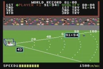 C64 – Track & Field (HQ)