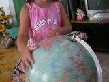sarah connait sa géographie MDR