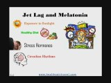 Jet Lag Pills - Meatonin For Jet Lag