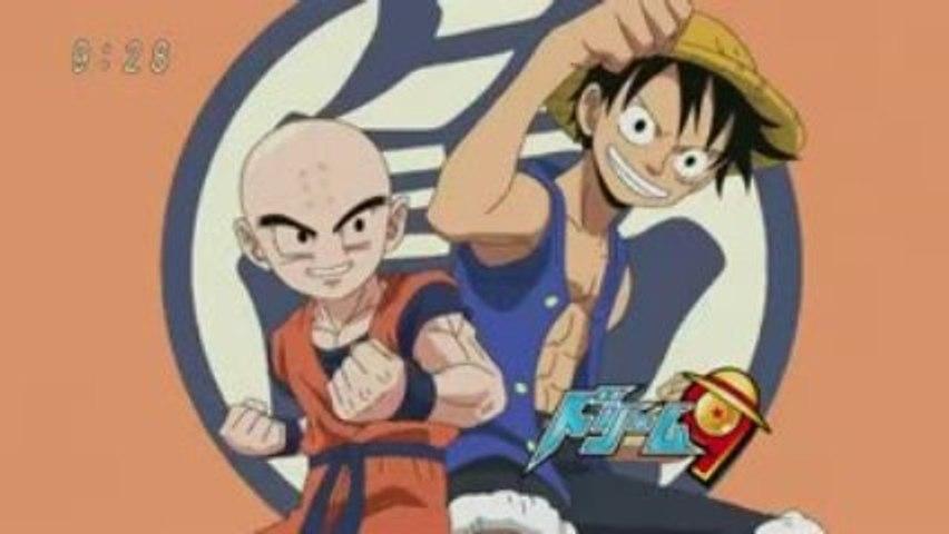 Dragon Ball Kai x One Piece 1