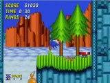 Sonic 2 WT. 5 dieu de la lave et du magma éyé pitié.