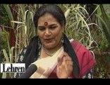 Pop Singer Usha Uthup on her singing