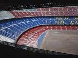 visite du FC Barcelone