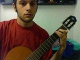 Super Mario Bros. 3 Endings on my Guitar