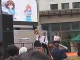Chorégraphie suzumiya Haruhi à L'Epitanime 2008