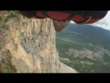 Wingsuit Base jump 1