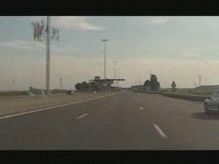 SHLK video loop Autoroute A1 vers LILLE