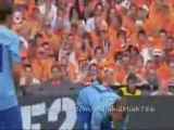 Pays-Bas 2 - 0 Pays de Galles Robben And Sneijder Goals
