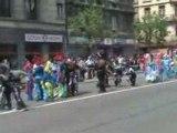 Zinneke parade. Bruxelles. 31 mai 2008.