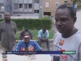 FR3 Vances 1213 Grèves de sans-papiers solidarité