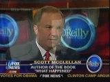 Bill O'Reilly Factor Scott McClellan interview part 3
